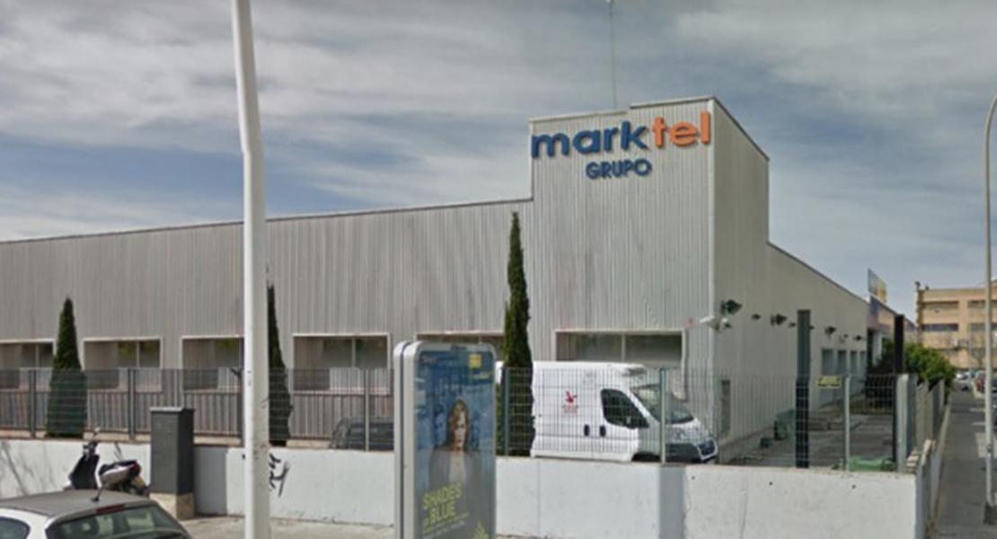 """CCOO critica la situación """"penosa"""" en la que se encuentran los trabajadores de Marktel"""