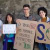 'No hay planeta B', el lema que mueve a estudiantes de todo el mundo