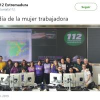OPINIÓN: El 112 se olvida de las mujeres no trabajadoras