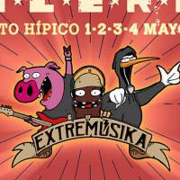 Más de 50 grupos y 4 días de concierto en Extremúsika 2019