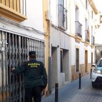La Guardia Civil cerca Moraleja y detiene a un hombre por el atraco a un estanco