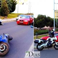 Dos jóvenes heridas en un accidente en San Fernando (Badajoz)
