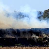 Los Bomberos actúan en dos incendios en ambas capitales extremeñas