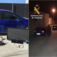 Torrejoncillo: La alerta vecinal lleva a la Guardia Civil a detener infraganti a tres hombres