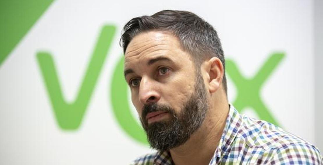 Santiago Abascal estará en Mérida la próxima semana
