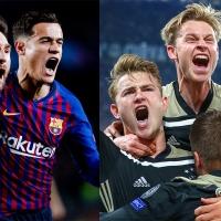 Barcelona y Ajax esperan a su rival en semifinales