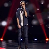 El extremeño Andrés Martín gana La Voz de Antena 3