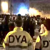 DYA estará en la cobertura sanitaria de la Semana Santa de Cáceres