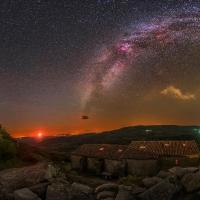 Conoce los mejores destinos de Extremadura para ver las Estrellas