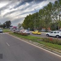 Herido un ciclista tras colisionar con un coche en Badajoz