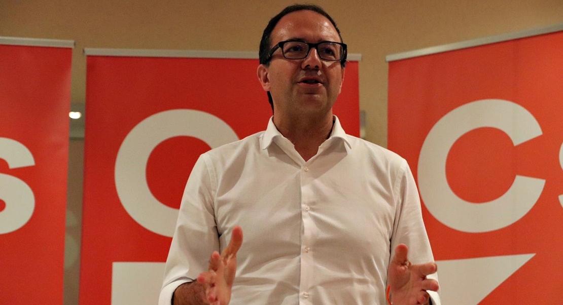 Ciudadanos coge fuerza como alternativa al socialismo en Extremadura