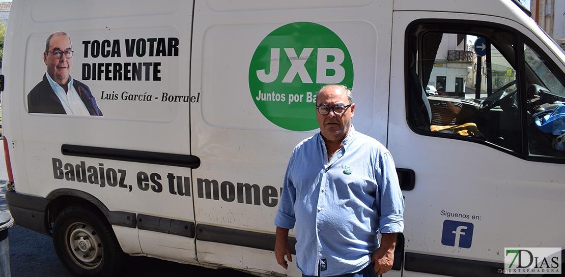"""Luis García-Borruel: """"Exigimos un control exhaustivo sobre Aqualia y FCC"""""""