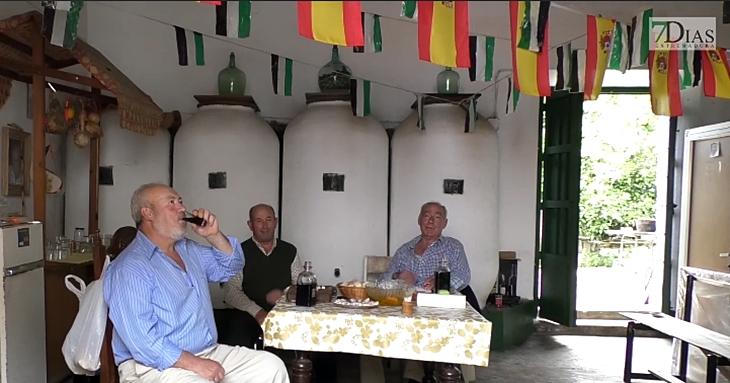 Bodegas de J.Pérez, visita obligada en Alconchel