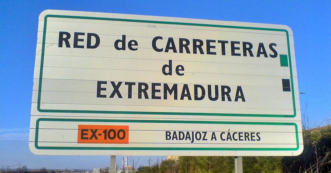 """Comienzan los trámites para la """"conversión"""" de la EX 100 en autovía"""