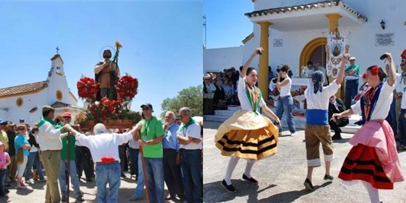 Disponible el programa de la romería de San Isidro en Badajoz