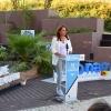 """Berna Píriz: """"El PP debe sacar una ley que prohíba mentir tanto a los socialistas"""""""