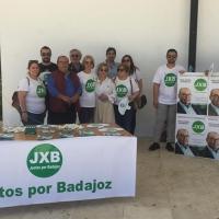 """Luis García-Borruel: """"Las pedanías son Badajoz"""""""