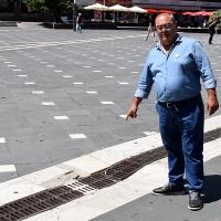 Borruel culpa a Fragoso del estado de la Plaza de Conquistadores