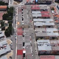 Atropello en la avenida del Sol (Badajoz)