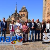 Monago se compromete a impulsar el sector industrial en Extremadura