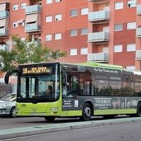 Aumenta el número de viajeros en autobús urbano según el INE