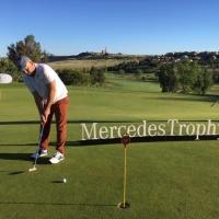 Pedro Ernesto Perales gana el Mercedes Trophy