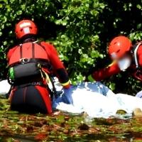 El cadáver hallado en el Guadiana no presenta signos aparentes de violencia