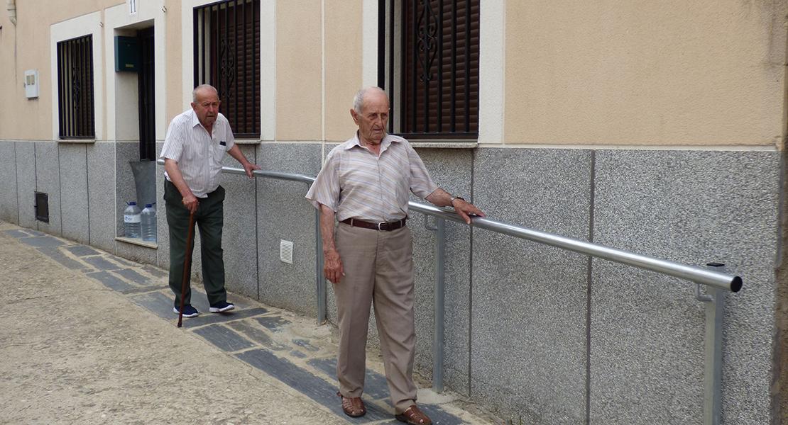 Extremadura alberga el único pueblo del país que es una residencia de mayores