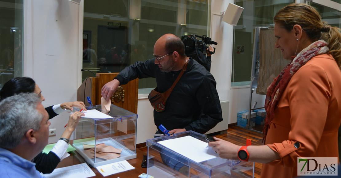 El voto accesible, por correo y braille harán posible que 900.000 electores voten en la región