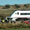 Muere una joven en un paso a nivel en Extremadura