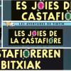 Un paso más por la recuperación del Castúo con el álbum de aventuras de Tintín