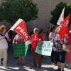 Los ciudadanos exigen que gobierne el PSOE como lista más votada