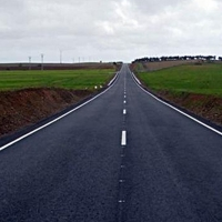 CUIDADO: Corte en la carretera BA-120