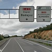 Un paso más para la construcción de la autovía Cáceres-Badajoz