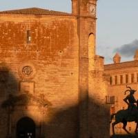 Trujillo acogerá el rodaje de una serie sobre Hernán Cortés