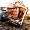Imágenes del accidente de Trujillanos (Badajoz)