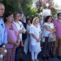 Trabajadores del centro sociosanitario de Plasencia en pie de guerra