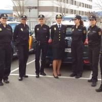 Mérida acoge una exposición sobre el 40 aniversario de la mujer en la Policía