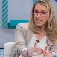 Rodríguez Palop, vicepresidenta de la Comisión para Derechos de la Mujer e Igualdad de Género