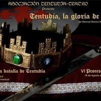 Calera de León acoge su VII representación de 'La Batalla de Tentudía'