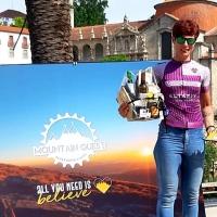 Alicia Campanon se hace con la victoria en la mítica Mountain Quest