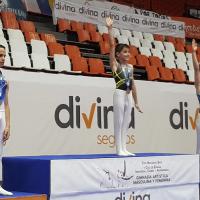 El extremeño Jorge González, campeón de España en gimnasia