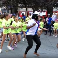San Francisco se llena de folclore ruso y africano