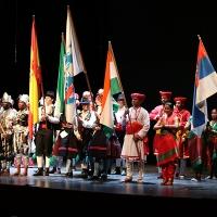 Benín, India y Badajoz inauguran las galas del Festival Folklórico Internacional