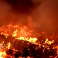 Riesgo extremo de incendio este fin de semana en Extremadura