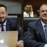 Rafael Lemus y Monago elegidos senadores por designación autonómica