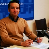 """Cabezas: """"Han convertido al Ayuntamiento de Badajoz en un refugio de fascistas"""""""