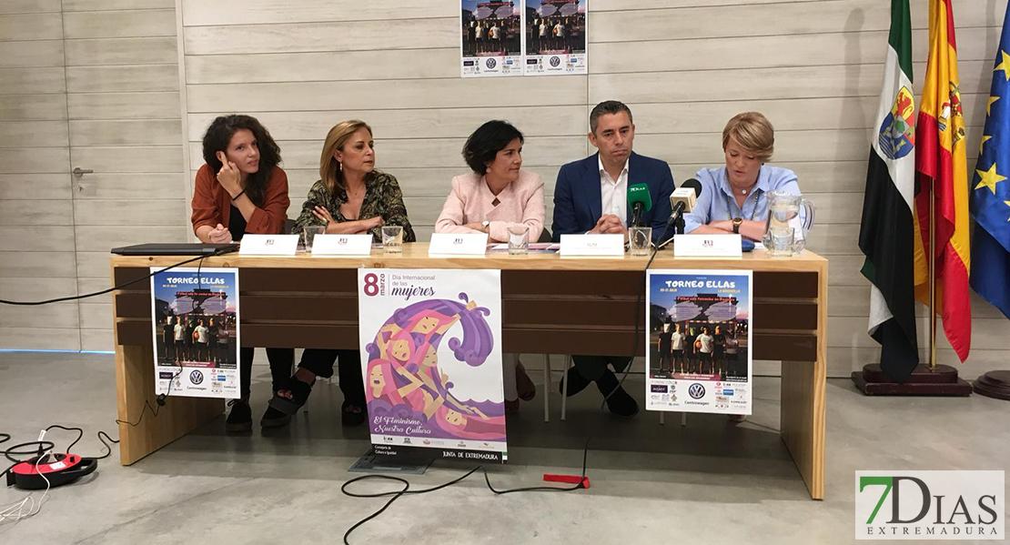 Badajoz albergará el torneo que reivindica la igualdad en el fútbol