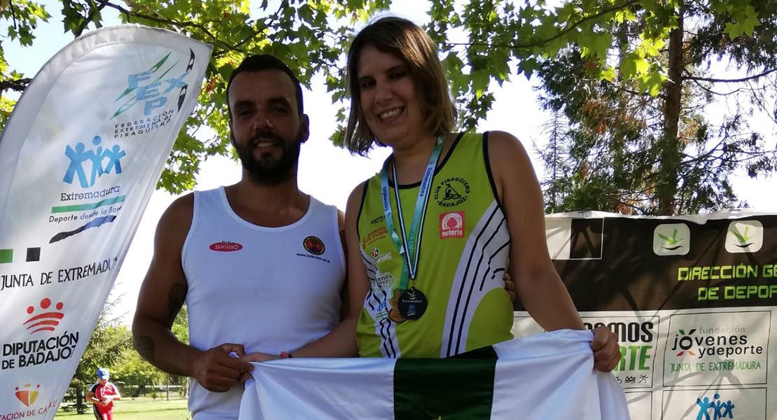 Elena Ayuso gana el III Trofeo Internacional de Mérida