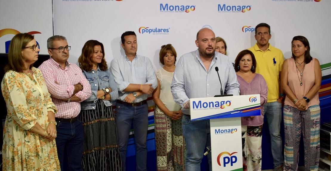 """PP exige medidas a la Junta ante la situación de """"incomunicación"""" de varios municipios r"""